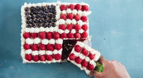 America: You Can't Have Your Cake