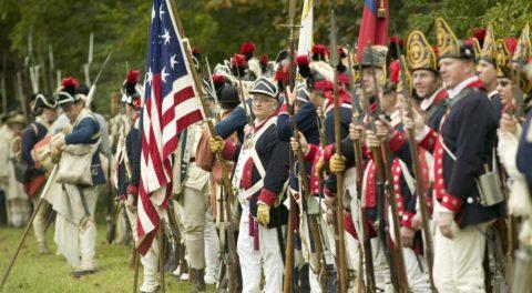 American Revolution Redux