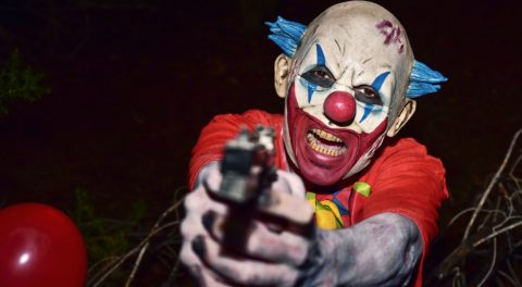 Serial Killer on the Loose in Florida as Halloween Looms