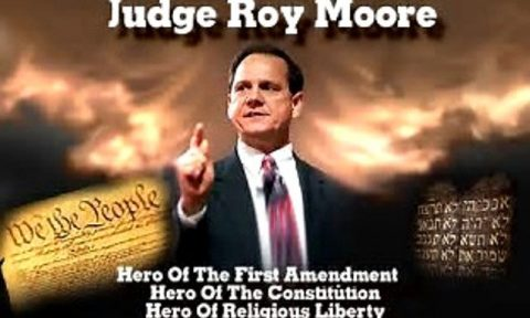 Judge Roy Moore for US Senate