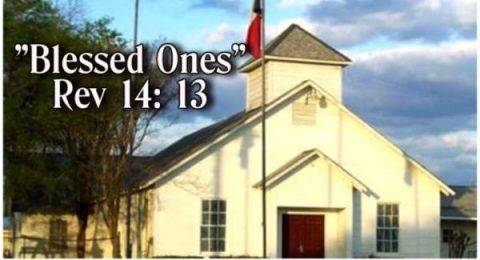 Victims at First Baptist Church in Texas, Not Just Murdered – They Were Martyred