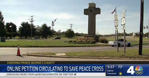 Save the Peace Cross and Save America