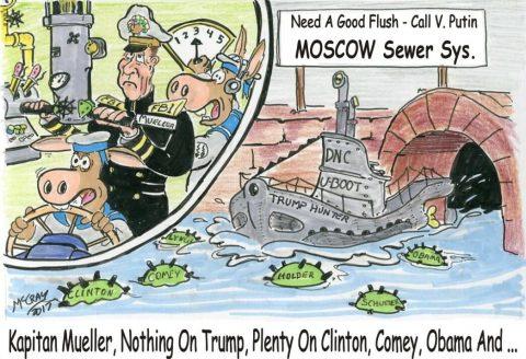Kapitan Mueller's Fantastic Voyage