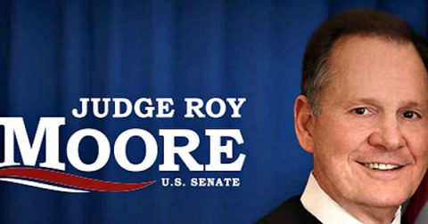 Roy Moore: Attacked by the Swamp