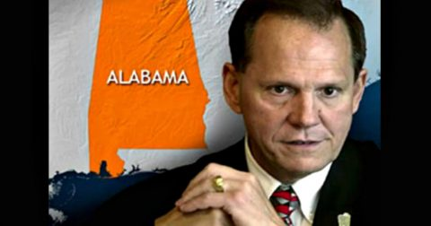 Shock Poll Results: Roy Moore UP BIG in Alabama Special Election Senate Race even After Allegations