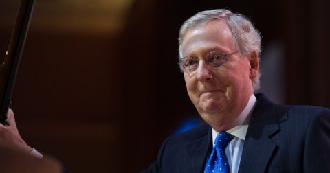 Judge Roy Moore Delivers an Ultimatum to Mitch McConnell