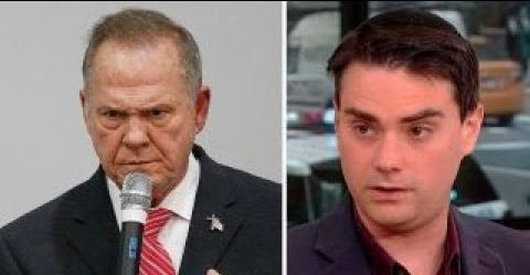 Ben Shapiro and Roy Moore