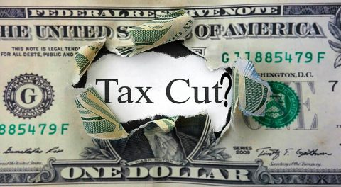 "The ""Tax Cut"" is Not a Tax Cut!"