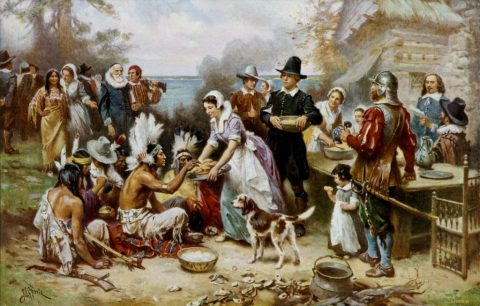Now For the Real Story – of Thanksgiving