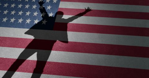 'Man Up' America – the Dream Must be Earned!