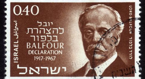 Balfour Declaration: 100 Years Today