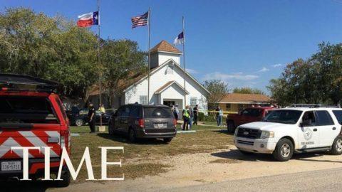 Terrorist Massacres Entire Church
