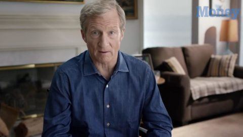 The Leftwing Billionaire Behind the Commercials Attacking President Trump