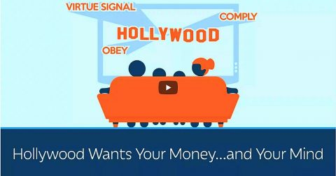 Hollywood wants More than Your Money – they Want your Mind Too