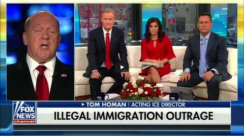 ICE Director says Steinle Verdict Proof this isn't the America We Grew Up In