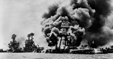 Remembering Pearl Harbor – December 7, 1941