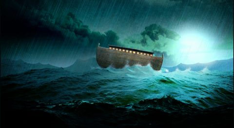 The Book of Enoch Still on the Ark?