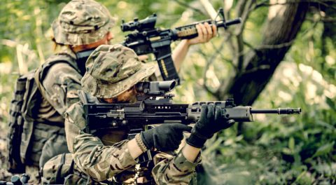 British Elite Special Forces to Allow Women