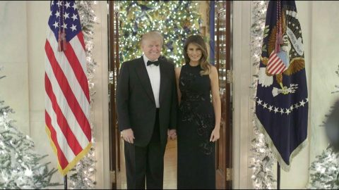 President Trump Wishes a Warm Merry Christmas to our Citizens and our Troops