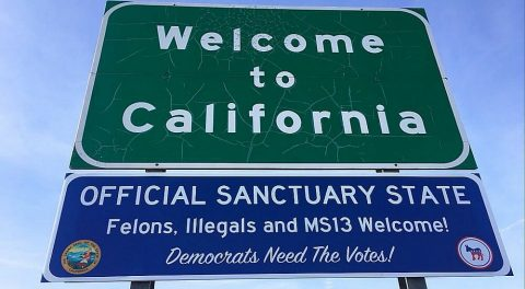 National Sheriff's Organization BLASTS California's Sanctuary Policies