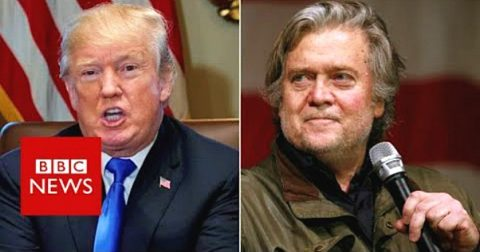 Trump and Bannon – On the Same Team?