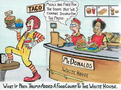 Big Mac 1: Presidential Health