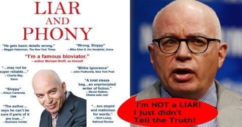 Wolff at the Door-Amateurish Book on Trump Tries But Fails