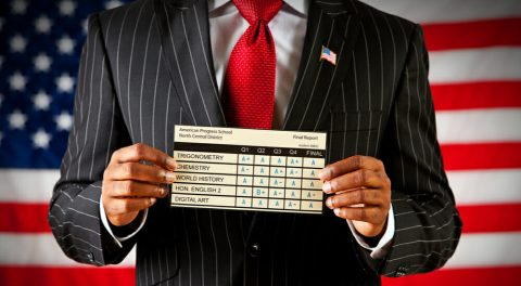 A Report Card on the American Household…. We Are Looking Good!