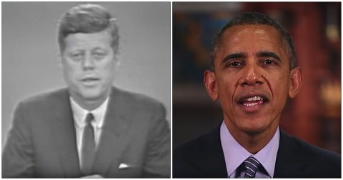 A Tale of Two Democrat Presidents