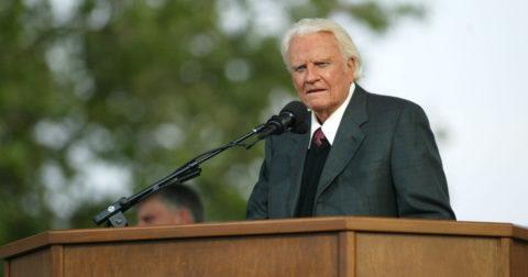 Christian Evangelist Billy Graham has Passed Away