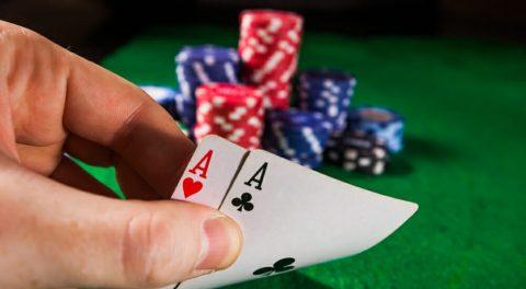 A Poker Analogy