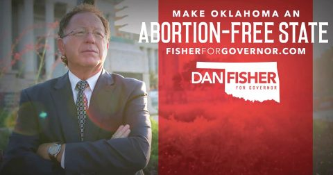 Pastor Dan Fisher for Governor of Oklahoma