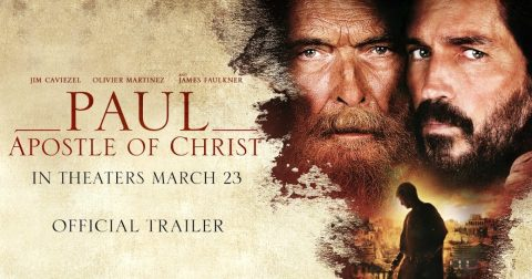 "Film Review: ""Paul, Apostle of Christ"""