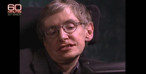 Thanks Mr. Hawking for Teaching People how to Look into the Sky
