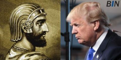 If Trump Is King Cyrus, What Does it Say About the American Church?