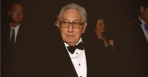 Kissinger's Greatest Lie!