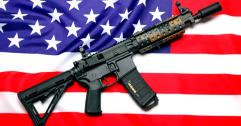 Gabby Giffords Gang Wants to Ban the AR-15
