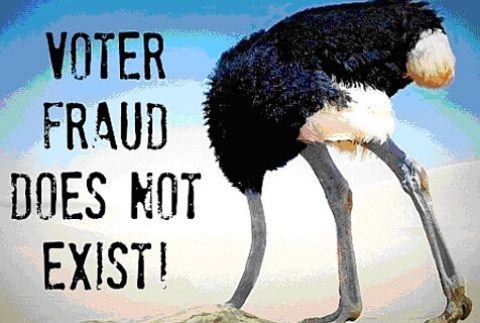 2018/2020 Voter Fraud