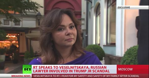 Russian Lawyer Back in the News
