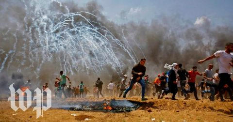 Stop Calling them Palestinian Protests
