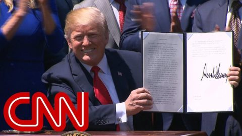 President Trump Delivers 2018 National Day of Prayer Proclamation