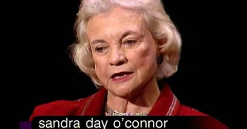 Who Appointed Sandra Day O'Connor?