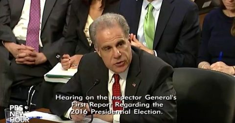 How the Inspector General Failed to Do his Job