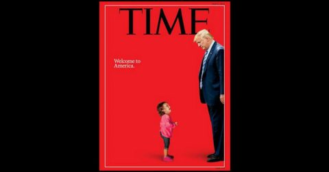 Time Cover Photo a FAKE!