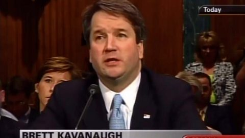 A proposal to resolve and expedite the Brett Kavanaugh nomination