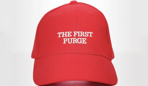 The First Purge – Liberal's Deranged Dystopian Future