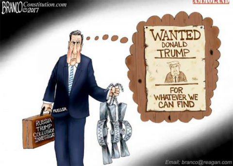 In Search of a Crime – the Saga of Mueller's Witch Hunt