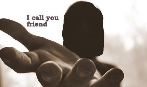 I call you Friend