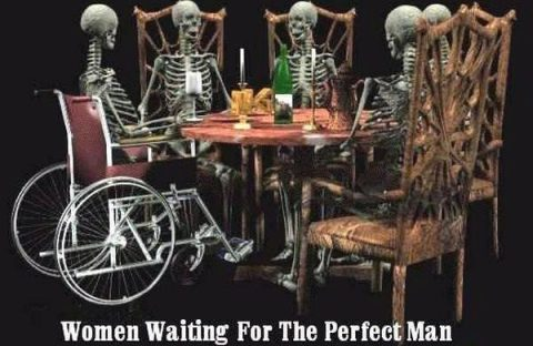 The Perfect Man – Until Death Do We Part