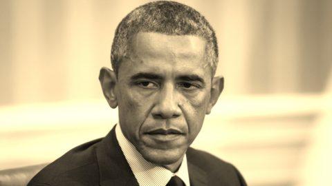 Investigating Barack Obama?